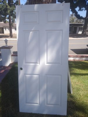 Doors 6 panel,both for 60.00 for Sale in Chula Vista, CA