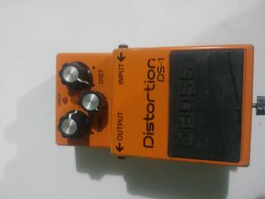 Boss Distortion Pedal DS-1 for Sale in Prince George, VA