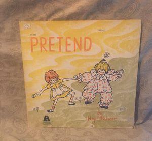 Pretend Vinyl LP Album for Sale in Barrington, IL