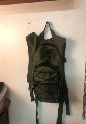 Hiking backpack with water hose for Sale in Phoenix, AZ
