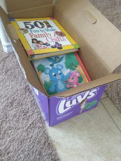 Free Box Of Children's Books for Sale in Fort Worth,  TX