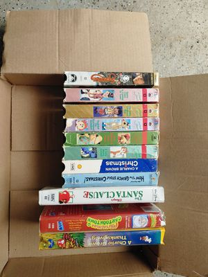 Free Christmas VHS Movies for Sale in Enfield, CT