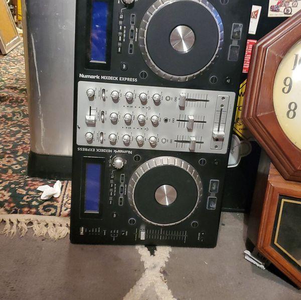 NUMARK MIXDECK EXPRESS DJ MIXER