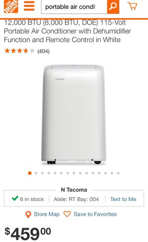 Brand New Air Conditioner for Sale in Tacoma, WA