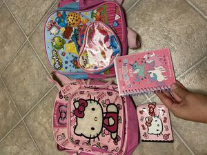 hello kitty and shopkins set for Sale in Cotati, CA
