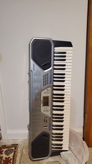 Casio CTK-491 for Sale in Bristol, VA