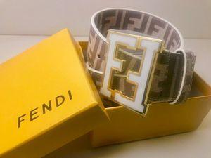 Fendi belt Unisex for Sale in Brooklyn, NY