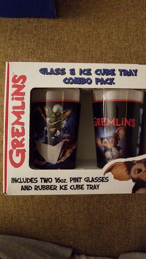 Gremlins glass set for Sale in Springfield, VA