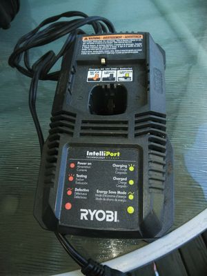 Riobi intelliport Charger for Sale in Tualatin, OR