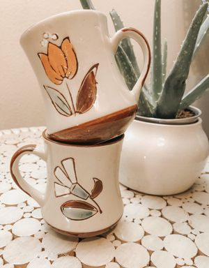 Coffee Cups (set of 2) for Sale in West Richland, WA