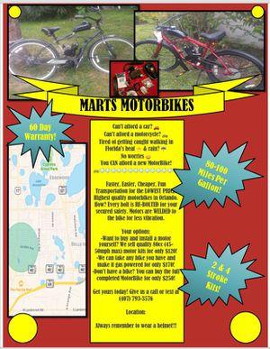 Marts Motorbikes for Sale in Orlando, FL