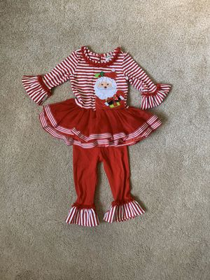 Rare, too! Santa Claus holiday Christmas outfit for Sale in Naperville, IL