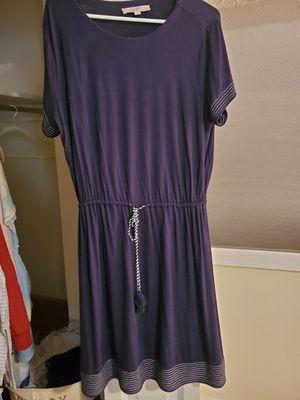 Dark blue dress XL for Sale in Peachtree Corners, GA
