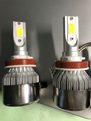 H11 H9 H8 LED Headlight Bulb Kit Low Beam Fog Light 60W 6000K 7600LM US brand#GreenBoat for Sale in Buena Park, CA