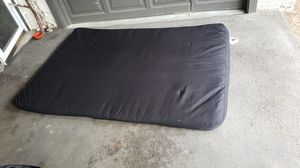 Black futon mattress for Sale in Bellevue, WA