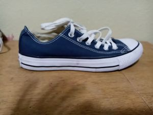 Converse blue for Sale in Lyons, CO