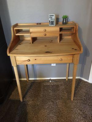 Cute Unfinished Desk for Sale in Chandler, AZ