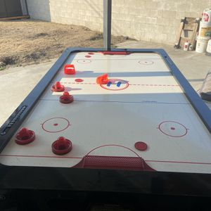 Pool Table/air hockey table 8ft X 4ft 32 Inches Tall for Sale in Artesia, CA