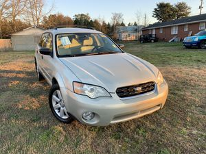 2007 ONE OWNER SUBARU OUTBACK MANUAL TRANSMISSION for Sale in Grayson, GA