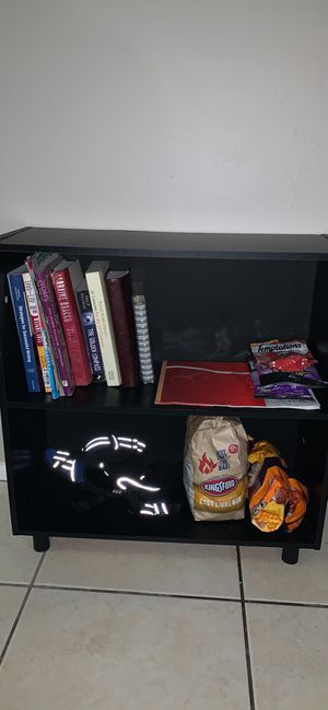 Small black shelf for Sale in Fort Myers, FL