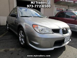 2007 Subaru Impreza Wagon for Sale in Garfield, NJ