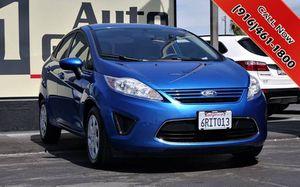 2011 Ford Fiesta for Sale in Sacramento, CA