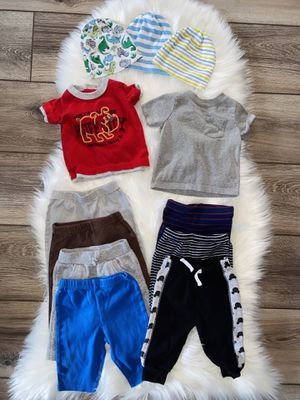 0-3 month baby boy bundle for Sale in Bluffdale, UT