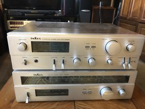 Inkel receiver and stereo tuner for Sale in Tacoma, WA