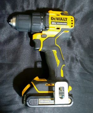"""DeWalt 20V MAX 1/2"""" Cordless Brushless Drill Driver DCD708 for Sale in Seattle, WA"""