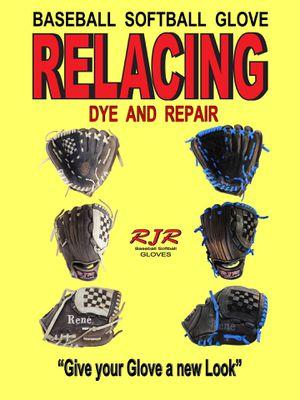Baseball / Softball Glove Relacing & Repair for Sale in Norwalk, CA