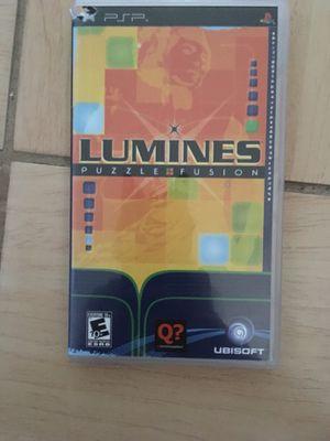 Lumines puzzle fusion for Sale in Miami, FL
