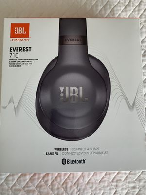 JBL Bluetooth Everest 710 wireless Headphones for Sale in Waxahachie, TX