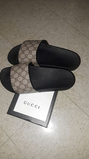 Man Gucci sandal for Sale in Las Vegas, NV