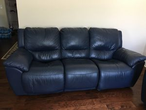 Leather Sofa recliner for Sale in Franklin, TN
