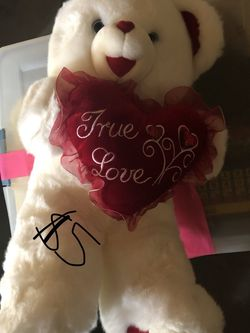 Plush Bears $5 Each for Sale in Stockton,  CA