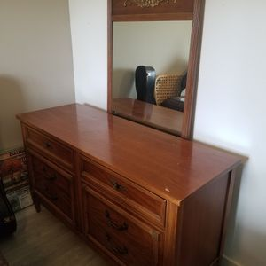 Solid Wood Dresser for Sale in Boring, OR
