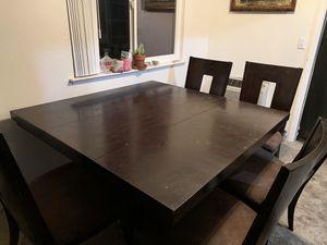7 piece Wooden Diner set for Sale in Fremont, CA