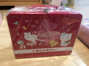 Hello Kitty metal lunch box- brand new never used for Sale in San Jose, CA