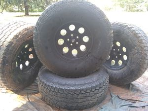 Falken Wildpeak A/T Tires and Pro-Comp Alloys Wheels for Sale in Fort Mill, SC