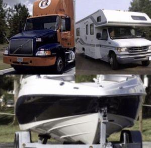 Parking BOAT RVS TRAILERS for Sale in Miami, FL