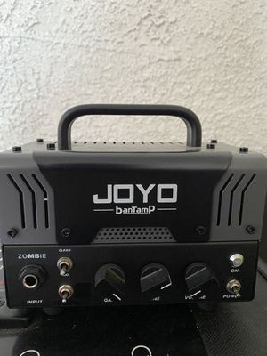 Joyo zombie mini tube head for Sale in Huntington Park, CA