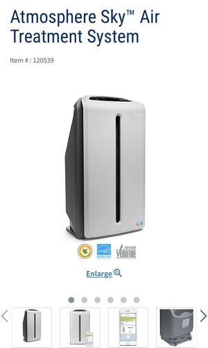 Atmosphere Sky Air Treatment System—Removes viruses from the air for Sale in Alexandria, VA