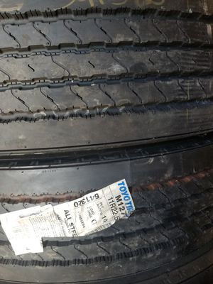11225 Trailer Tire 14ply for Sale in Tampa, FL