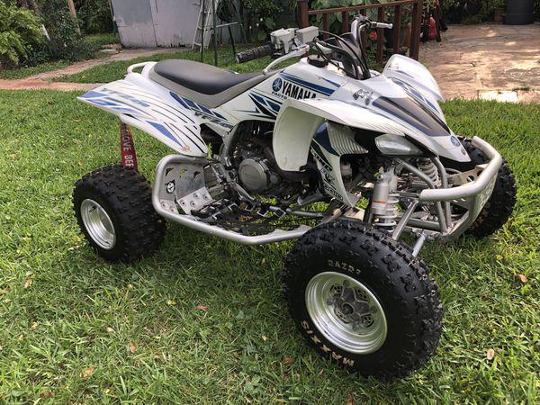 Yamaha YFZ450 2006 ATV for Sale in Miami, FL - OfferUp