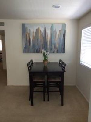 Dining table & bar stools for Sale in San Diego, CA