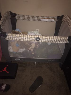 Baby Crib Does Come With Changer For In Birmingham Al