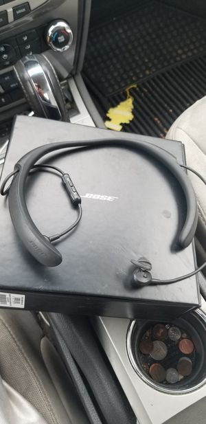 Bose quiet control 30 for Sale in Chicago, IL