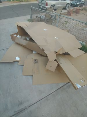 Cardboard free for Sale in Phoenix, AZ