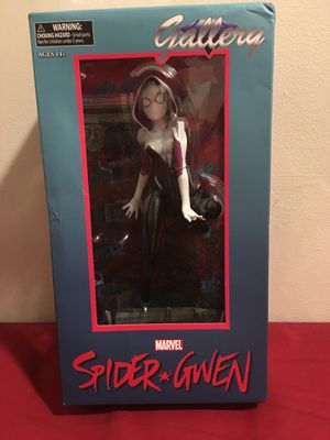 Gallery Marvel Spider-Gwen Figure for Sale in Middletown, CT
