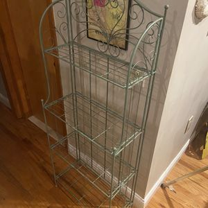 Metal Bakers Rack for Sale in Syosset, NY